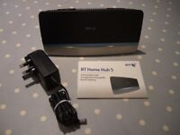 BT Home Hub 5 Wireless Router
