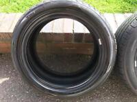 2 x 205 50 16 (87W) - Matching Pair of Toledo TL1000 Car Tyres