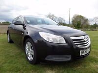 NOV. 2010 VAUXHALL INSIGNIA EXC NAV..MOTED TO DECEMBER..POSSIBLE PART EXCHANGE.CREDIT CARD ACCEPTED