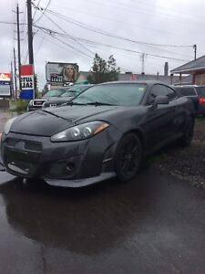 2008 Hyundai Tiburon GS Safety and E-test included