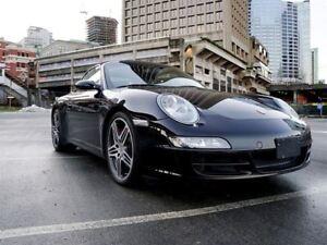 2007 Porsche 911 Carrera S - Convertible, 3.8L Engine