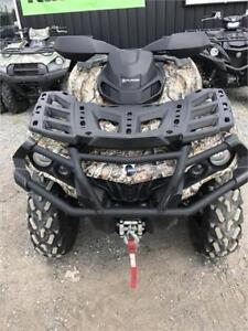 2013 CAN AM OUTLANDER 1000 XT PS 1500 KMs !