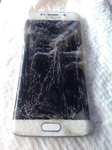 Looking for damaged Galaxy s6 Edge