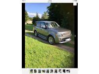 Range Rover sport autobiography LE 3.6 tdv8