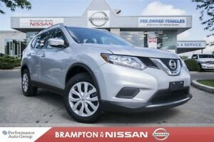 2014 Nissan Rogue S *Bluetooth|Rear cam|ECO/Sport*