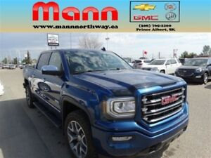 2016 GMC Sierra 1500 SLT - Sunroof, Tow package, Bose speakers.