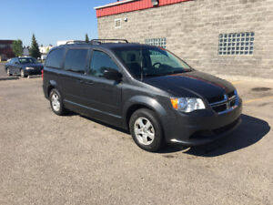 2012 Dodge Grand Caravan with DVD and Backup Camera