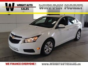 2012 Chevrolet Cruze LT|BLUETOOTH|A/C|57,521 KMS