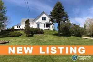 Renovated Home Just 3 km from Saint Andrews - Set on 11+ Acres