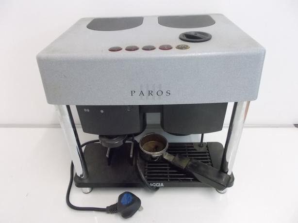 Gaggia Paros Grey Espresso Machine In Lichfield
