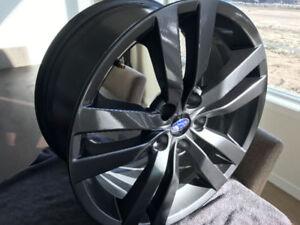 Subaru WRX OEM Rims 18 x 8.5