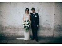 Half price wedding photographer!