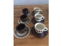 M&S Cup & Saucer Set