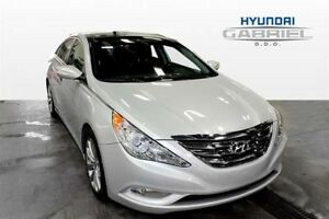 2013 Hyundai Sonata LIMITED 2.0 TURBO, JAMAIS ACCIDENTÉ,