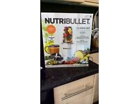 NEW LIMITED EDITION NUTRIBULLET NUTRI BULLET WHITE PEARL 600W BLENDER SMOOTHIE MAKER