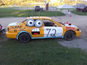 Demolition derby car wanted