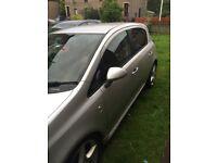 Corsa Vauxhall 5 door