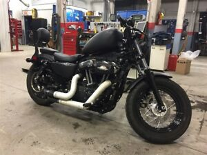 2014 Harley-Davidson XL1200X Forty-Eight custom