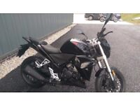 Wk sp 250N good condition 16 number plate