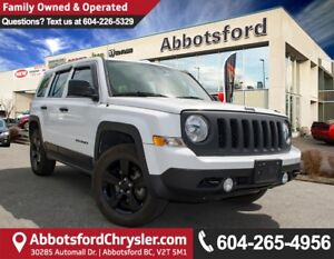 2015 Jeep Patriot Sport/North Sport Altitude w/ Bluetooth!