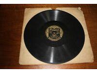 Brunswick 78 RPM Record - If I Had A Million Dollars & Rock & Roll