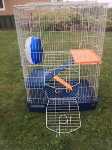 LARGE PET CAGE SUITABLE FOR FERRET OR GUINEA PIG!!