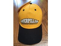CATERPILLAR WORKWEAR HERITAGE PEAK HAT