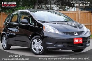 2014 Honda Fit LX BLUETOOTH POWER PACKAGE