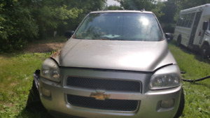 2007 chevy uplander-needs work -$1500 obo or trade