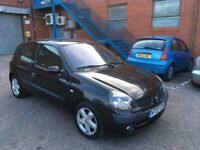 Renault Clio Good Condition with history and long mot