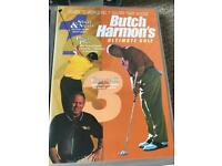 Golf dvds plus golf game