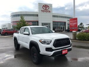 2017 Toyota Tacoma *SALE PENDING* TRD Off Road - Low Km Demo!