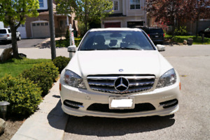 Mercedes-Benz C250 with Premium and Sports Package