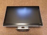 HP 2309v 23 inch Monitor 1080p VGA In-Built Speakers