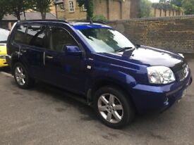 Immaculate Nissan xtrail
