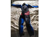 Child's wet suit