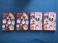 Shojo Beat Manga Sneak Peek 1 & 2 2007-2009