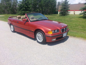 1998 BMW 323i Convertible - 5 Speed