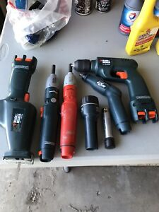 Black & Decker tools