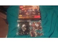 lego 79001 Escape From The Mirkwood Spiders 'The Hobbit An Unexpected Journey'