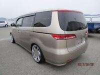 Honda Elysion 2.4i vtec 4WD Auto 8 Seater Suede Interior Chrome Alloys Lowered Shocks and Springs