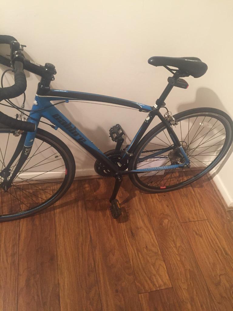 Calibre road bike