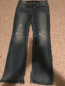 Silver Jeans - AIKO- Size 31x 33