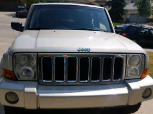 2008 Jeep Commander 5.7L  Hemi
