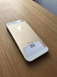 iPhone 5s 16GB Telus