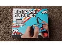 Brand New Retro Tv Game Plug and Play