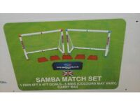 Samba Match Set Goals