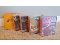 Harry Potter Audio Books - Stephen Fry