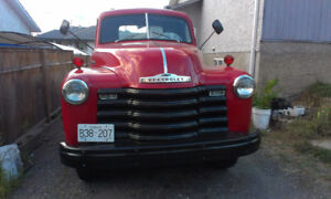 1948 CLASSIC Chevy farm Truck   32,000 miles   Offers Welcome!