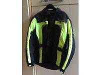Moped safety jacket
